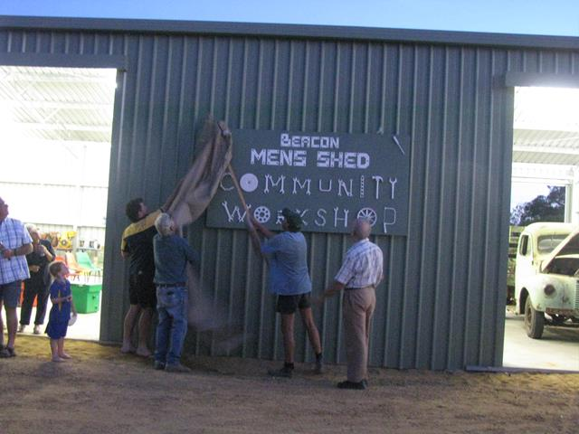 Unveiling the sign