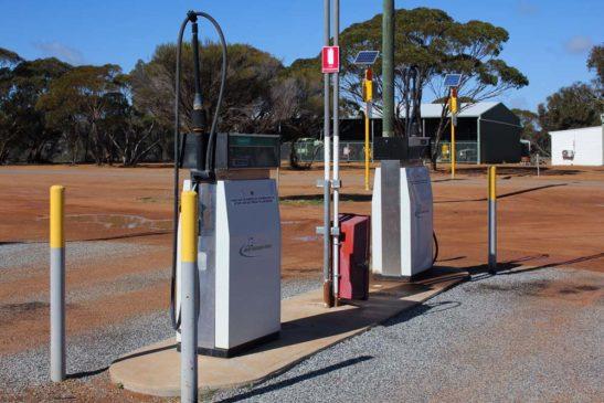 Fuel Supplies