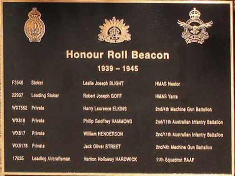 Honour-roll
