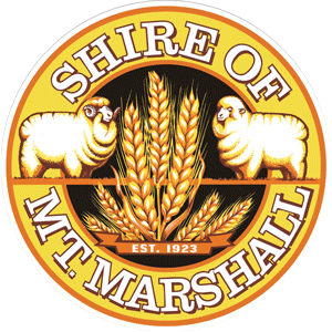 Shire of Mt. Marshall logo
