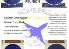 Beacon Bombers Reunion