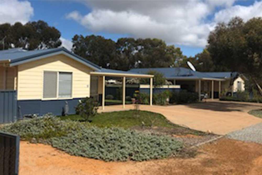 streetview of Lifestyle Villas in Beacon Western Australia