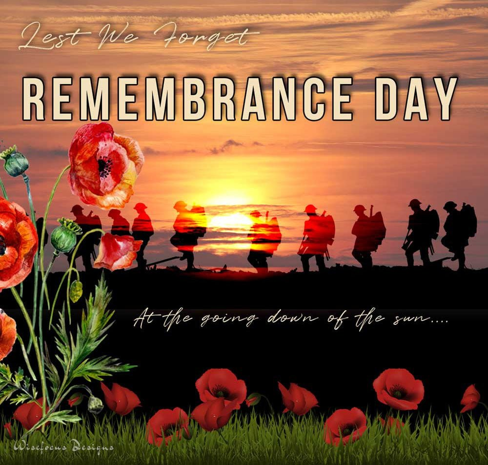 Post decorative image for Remembrance Day post