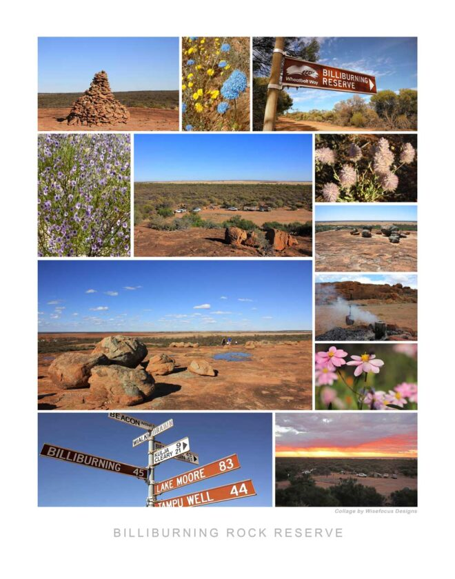 photo gallery page - Billiburning-Rock-Reserve