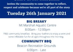 Australia Day Events