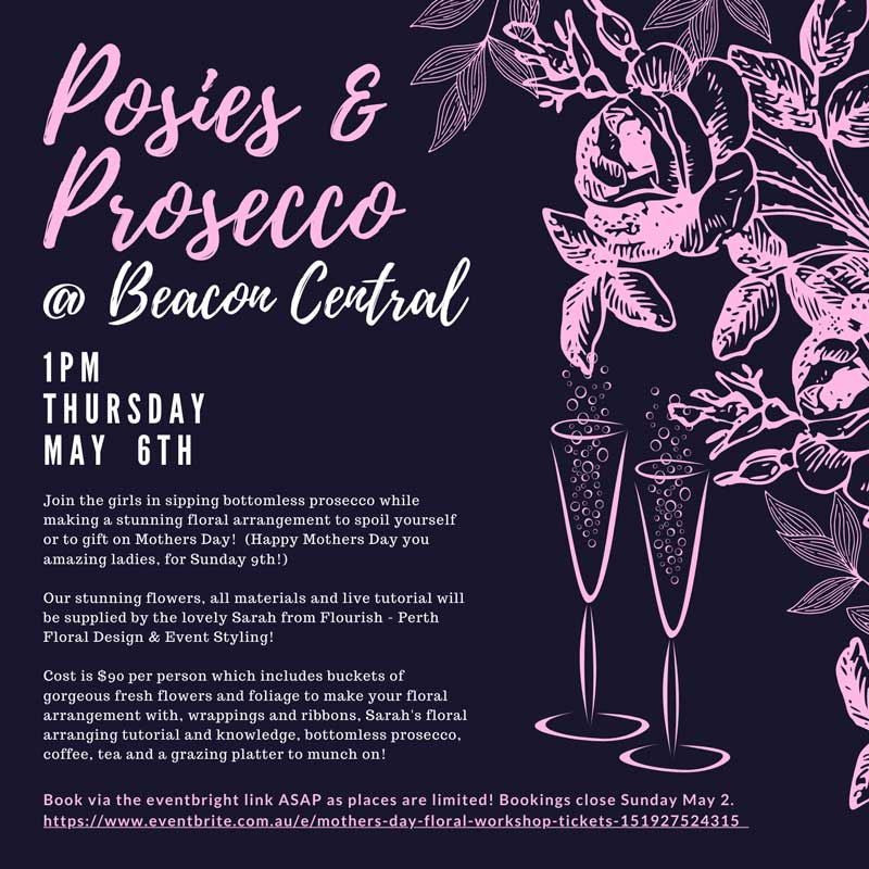 Posies and Prosecco