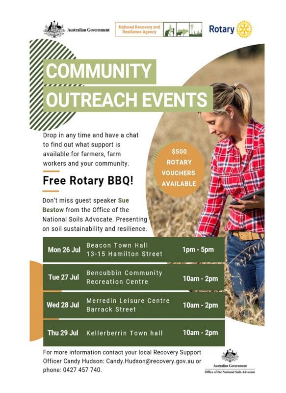 Outreach-Events