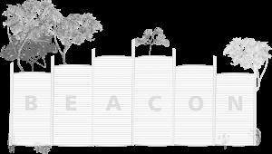 Sketch drawing of Beacon Progress Association logo alternative